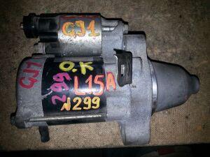 Стартер на Honda Airwave GJ1 L15A 299 / 428000-0360