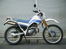 эндуро YAMAHA SEROW225
