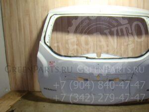 Дверь багажника на Renault Duster 2012> 901001386R