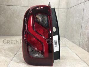 Фонарь задн на Renault Duster 2012 >