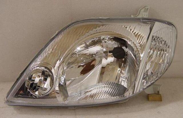 Фара на Toyota Corolla, Corolla Fielder, Allex, Runx NZE120, NZE121, NZE124, ZZE120, ZZE121, ZZE122, ZZ