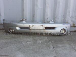 Бампер на Mitsubishi Pajero IO H61W, H62W, H66W, H67W, H71W, H72W, H76W, H77W 11-1-4