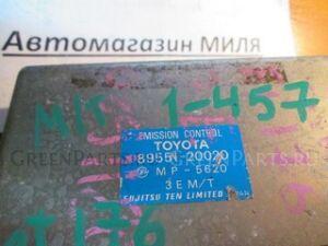 Блок efi на Toyota Corona ET176 89551-20020