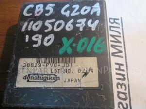 Электронный блок на Honda Accord CB5 G20A 38829-PVO-J01