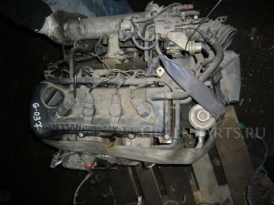 Двигатель на Nissan Wingroad 11 QG15DE