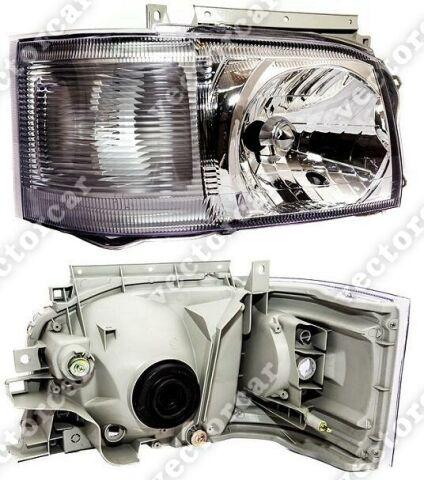 Фара на Toyota Hiace 200;TRH200;KDH200;KDH205 26-117