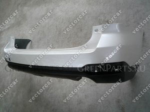 Бампер на Subaru Forester SJ5