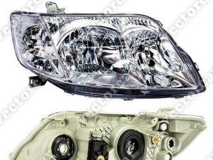 Фара на Toyota Corolla 120;NZE120;NZE121;NZE124;ZZE122;ZZE124 12-498