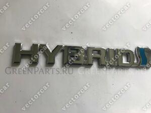 Эмблема на Toyota Alphard AYH30W; AGH30W; AGH35W; GGH30W; GGH35W