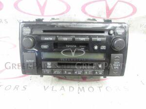 Автомагнитофон на Toyota Camry ACV30 1137