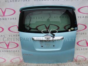 Дверь задняя на Toyota Ractis NCP100