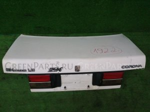 Крышка багажника на Toyota Corona ST170