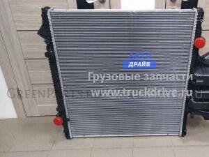 Радиатор охлаждения двигателя MAN