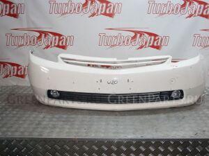 Бампер на Toyota Prius