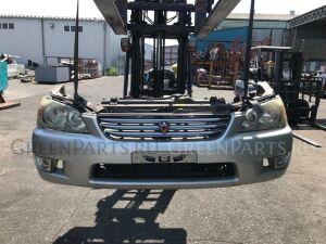 Бампер на Toyota Altezza XE10 серебро