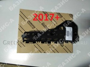 Крепление бампера на Toyota Land Cruiser Prado GDJ150W, GDJ151W, TRJ150, KDJ150L, GRJ150W, GRJ151