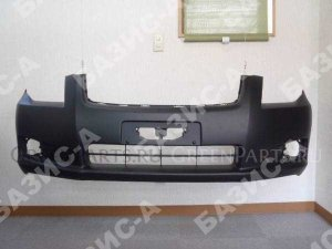 Бампер на Toyota Corolla Fielder NZE141G, NZE144G, ZRE142G, ZRE144G