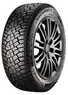 Зимние шины Continental Contiicecontact 2 245/45 18 дюймов новые в Королеве