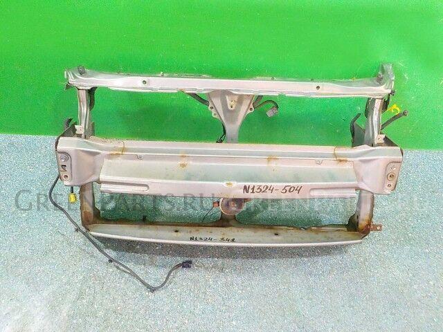 Жесткость бампера на Honda Fit GD1 L13A