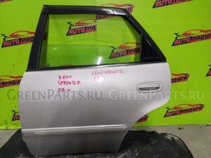 Дверь на Toyota Sprinter EE111 4E-FE