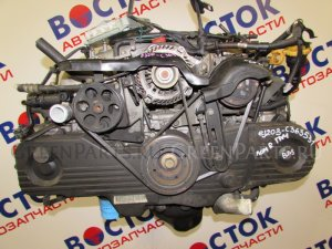 Двигатель на Subaru Legacy BL5 EJ20