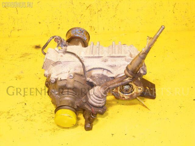 Раздатка на Mitsubishi Pajero Mini H58A 4A30 V5M1