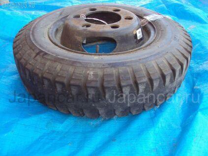 Летнии шины Bridgestone K9101 6.00 14 дюймов б/у во Владивостоке