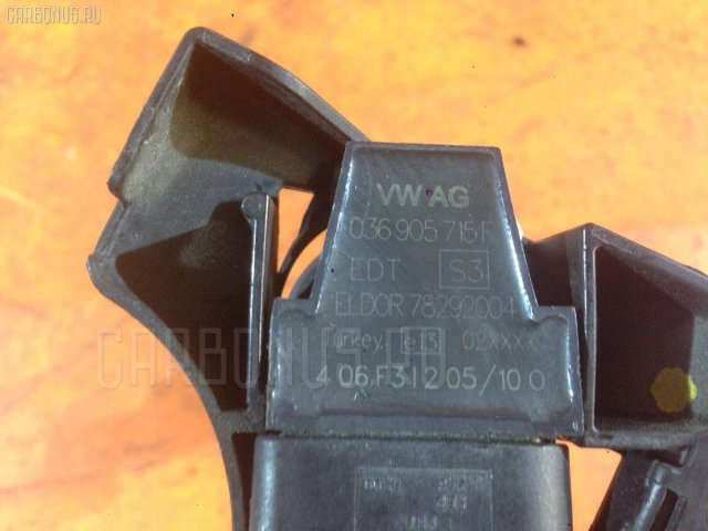Катушка зажигания на Volkswagen JETTA III 1K2 BLG, BMY