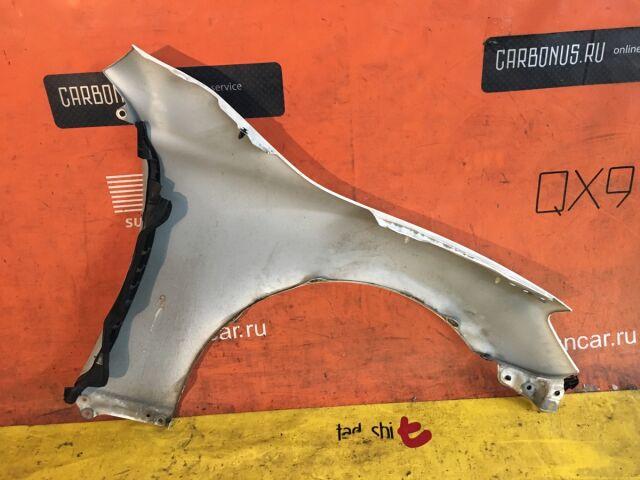 Крыло на Toyota Mark X GRX130
