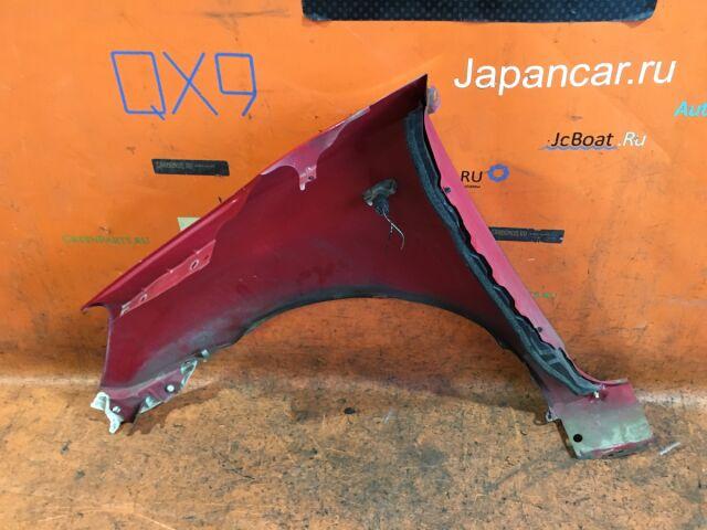 Крыло на Mazda Verisa DC5R
