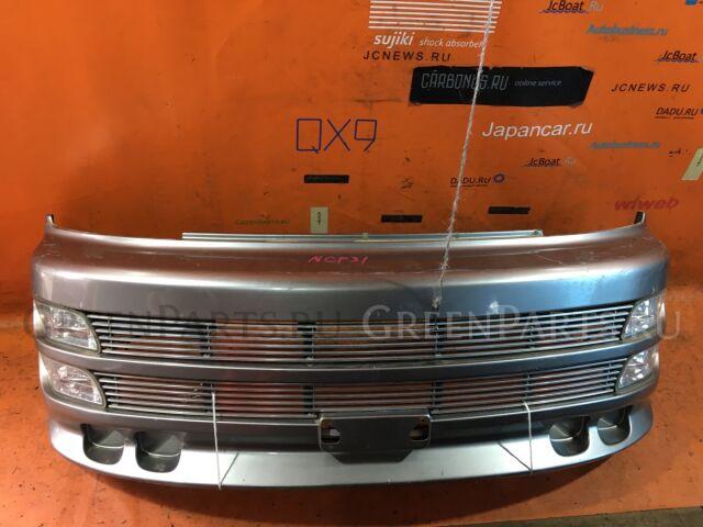 Бампер на Toyota Bb NCP31