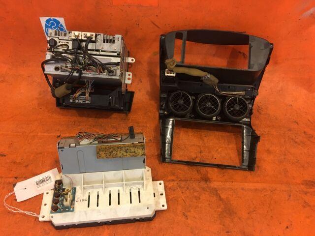 Блок управления климатконтроля на Nissan Avenir PW11 SR20DE