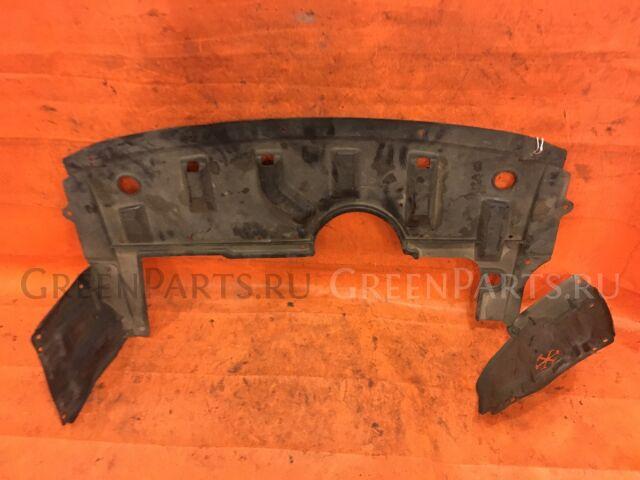 Защита двигателя на Mitsubishi Colt Z28A 4G15