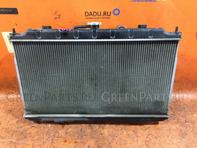 Радиатор двигателя на Nissan Sunny FB15 QG15DE