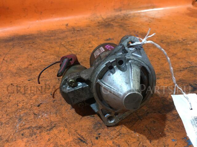 Стартер на Mitsubishi Pajero IO H61W, H62W, H66W, H67W, H71W, H72W, H76W, H77W 4G93, 4G94