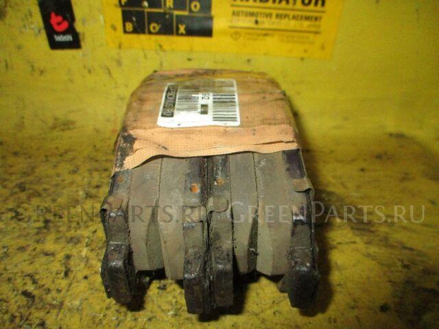 Тормозные колодки на Toyota Crown JZS155 2JZ-GE