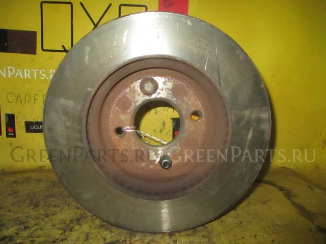 Тормозной диск на Nissan Tiida JC11 MR18DE