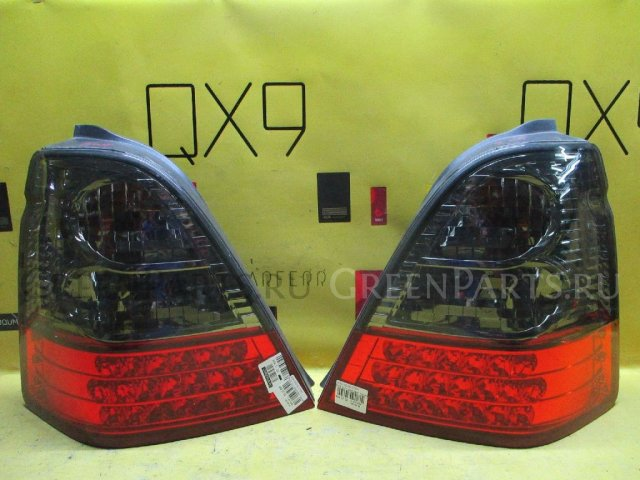 Стоп на Honda Odyssey RA8