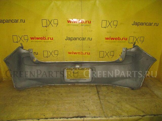 Бампер на Mitsubishi Colt Z25A