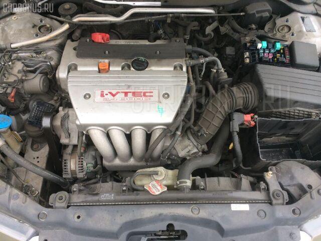 Мотор печки на Honda Accord CL9