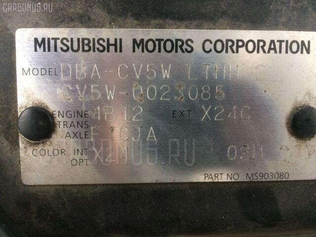 Бензонасос на Mitsubishi Delica D5 CV5W 4B12