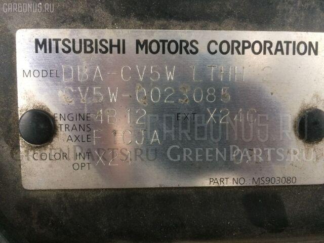 Лямбда-зонд на Mitsubishi Delica D5 CV5W 4B12