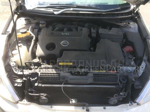 Крепление аккумулятора на Nissan Teana J32
