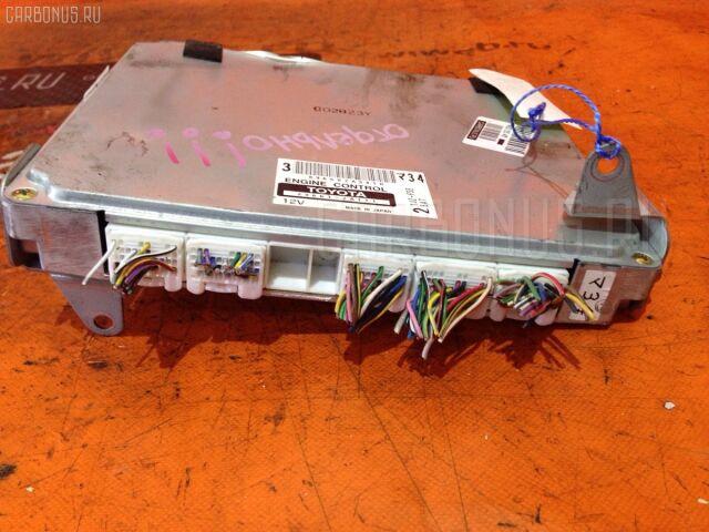 Блок efi на Toyota Mark II JZX110 1JZ-FSE