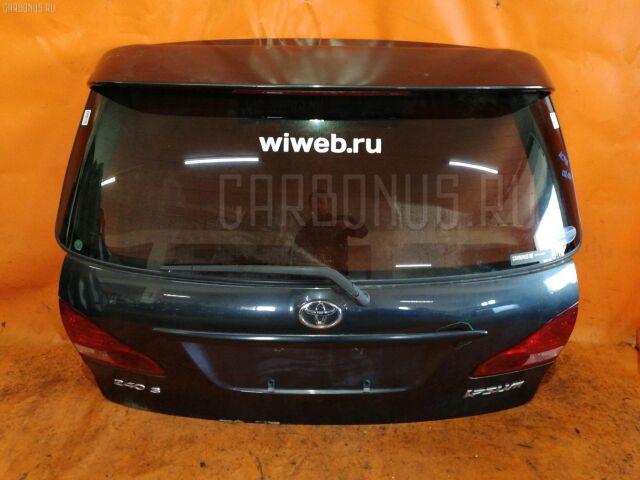 Дверь задняя на Toyota Ipsum ACM21W 44-39