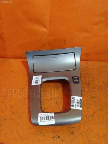Консоль кпп на Subaru Forester SG5