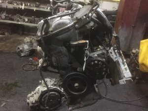 Двигатель на Toyota Succeed NCP50V 2NZ-FE 2430802