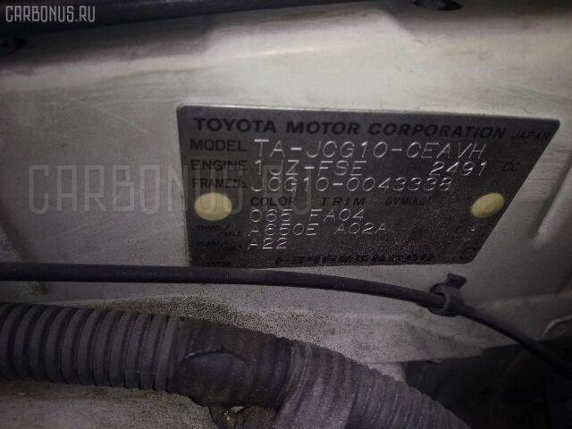Зеркало двери боковой на Toyota Brevis JCG10