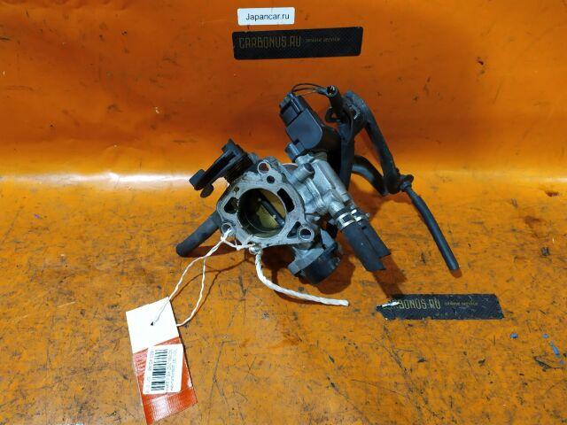 Дроссельная заслонка на Toyota Ist NCP60 2NZ-FE