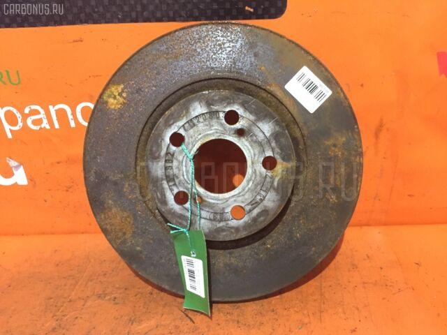 Тормозной диск на Toyota Avensis AZT250 1AZ-FSE